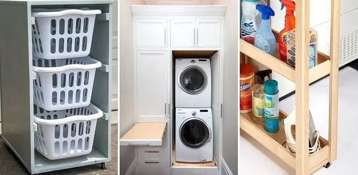 Very Small Laundry Room Ideas - PRBG on Small Laundry Ideas  id=69113
