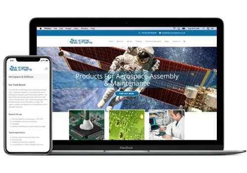 Website Design Peterborough Blue Dolphin Business Development Ltd