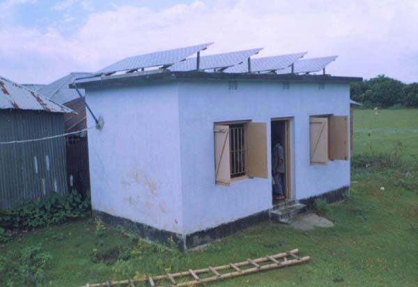 Solar Energy: alternative source of energy for Bangladesh