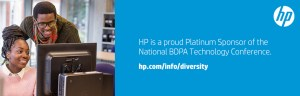 HP | NBDPA Platinum Sponsor