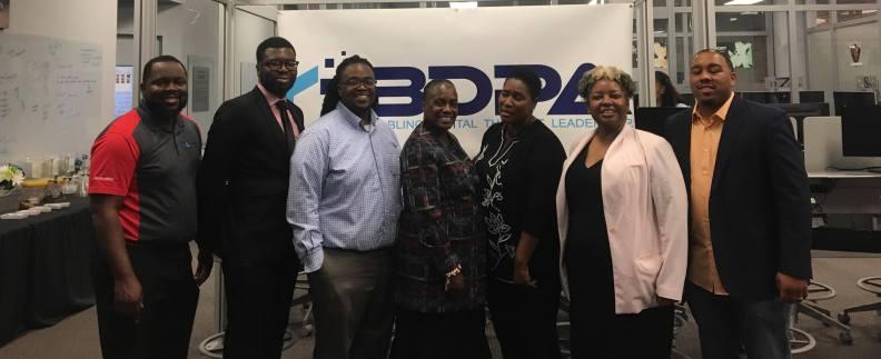 2018 BDPA South Regional Officers