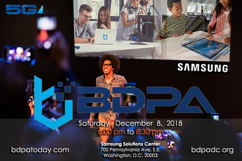 BDPA Washington | 2018 Holiday Soirée - select here to RSVP