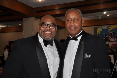 Jesse J. Holland and Norman Mays