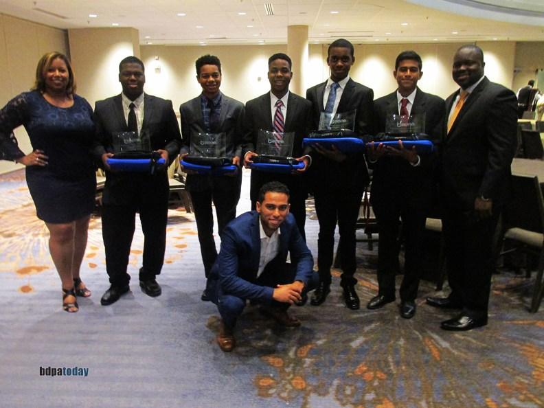 2016 National HSCC Champions | BDPA Atlanta