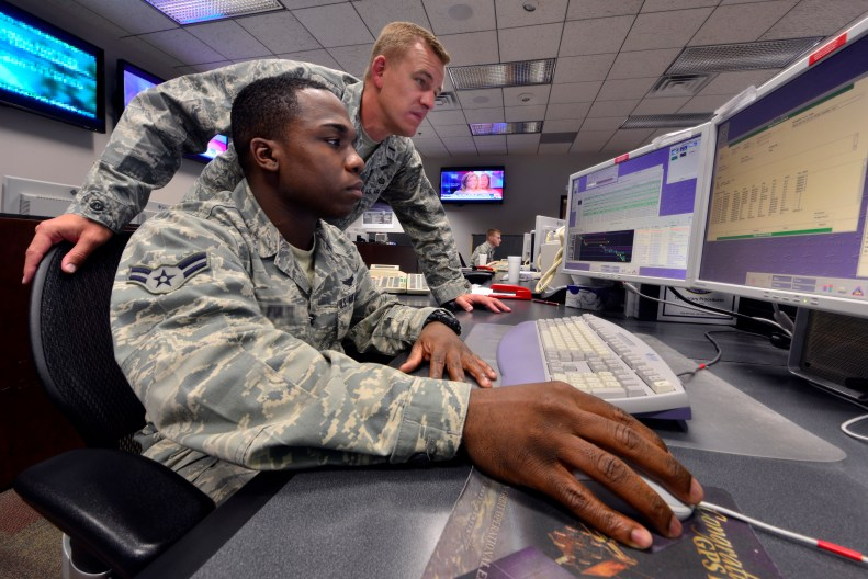 US Air Force Space Systems Operations photo