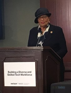 Congresswoman Alma Adams (D-NC)