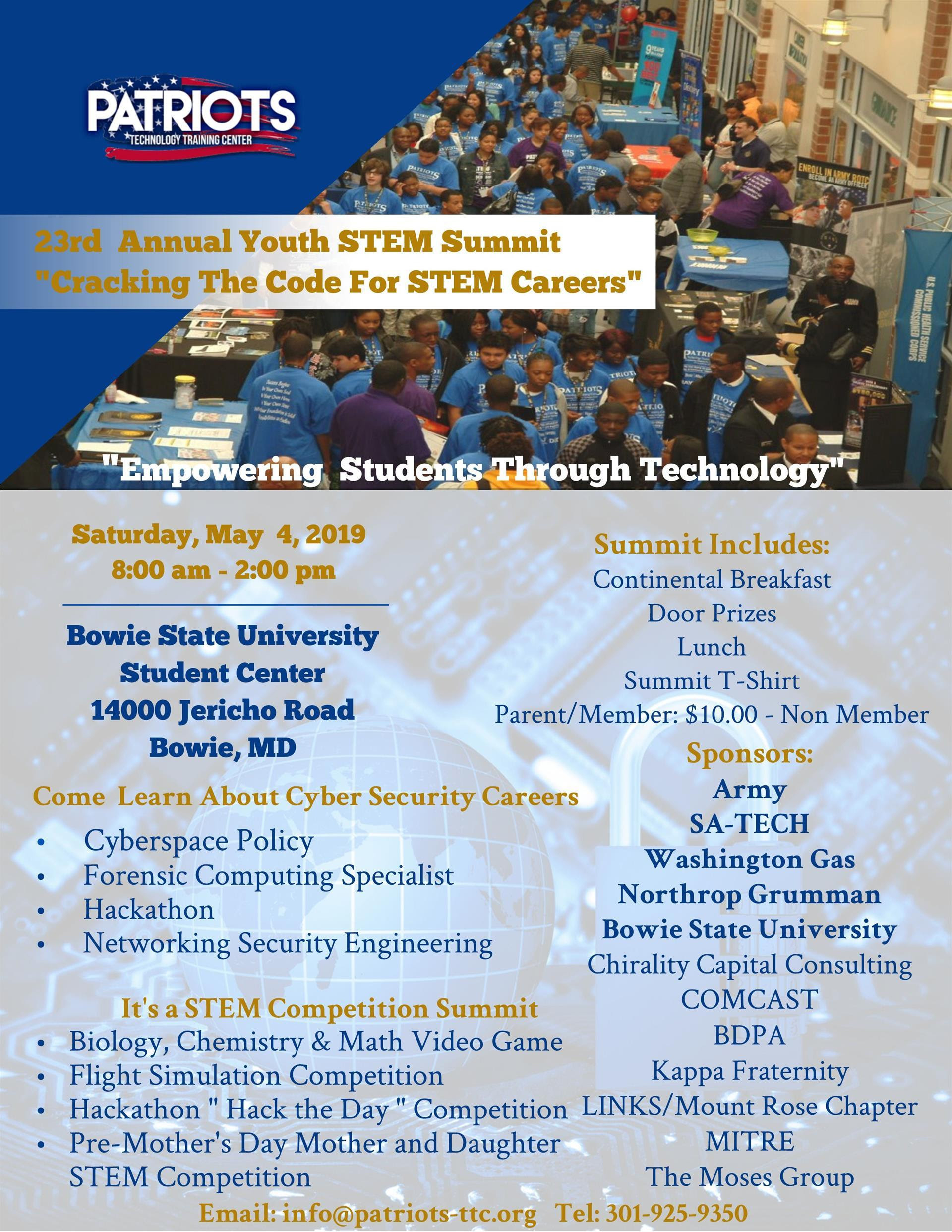 2019 Youth STEM Summit