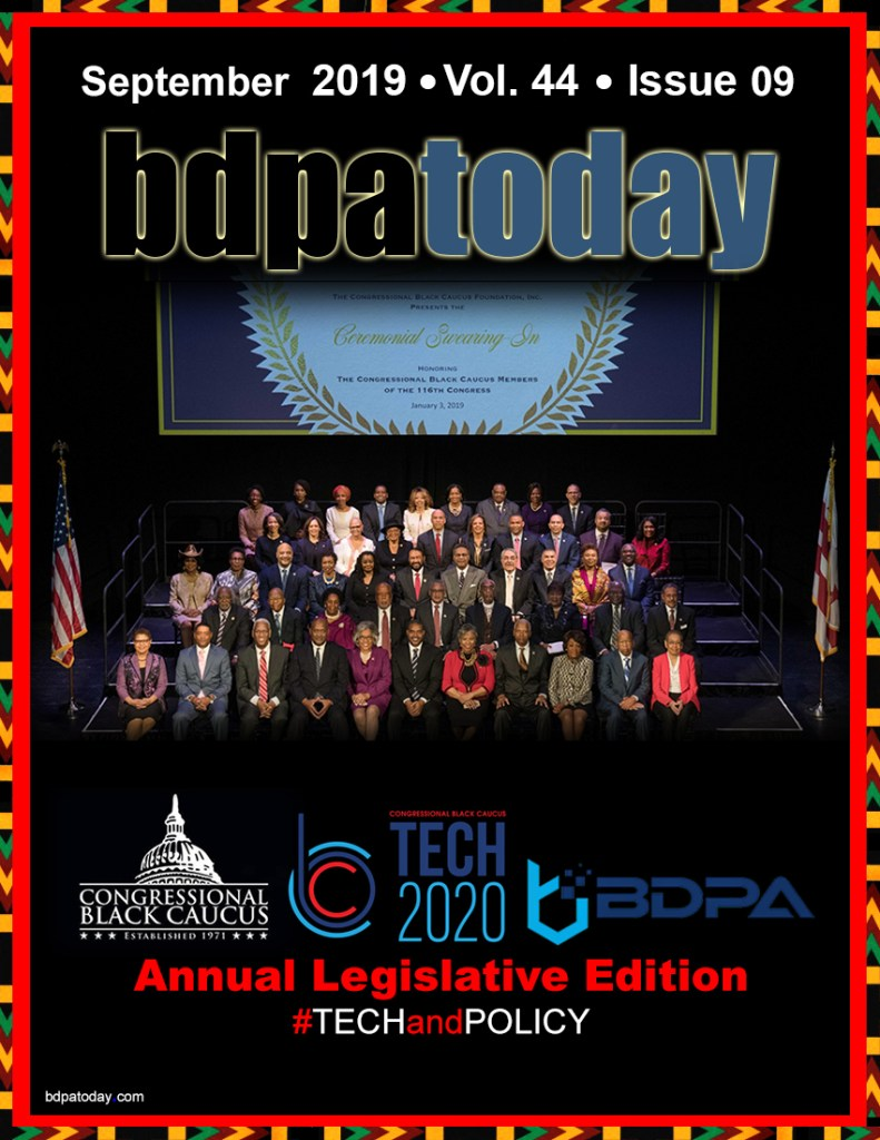 SPECIAL LEGISLATIVE ISSUE