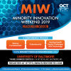 Minority Innovation Weekend | October 12-13, 2019 in Baltimore