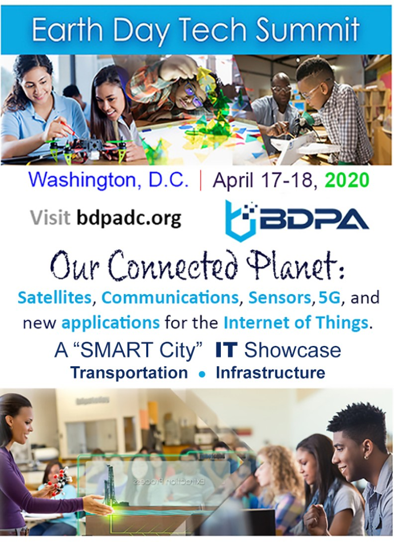 Earth Day Tech Summit 2020