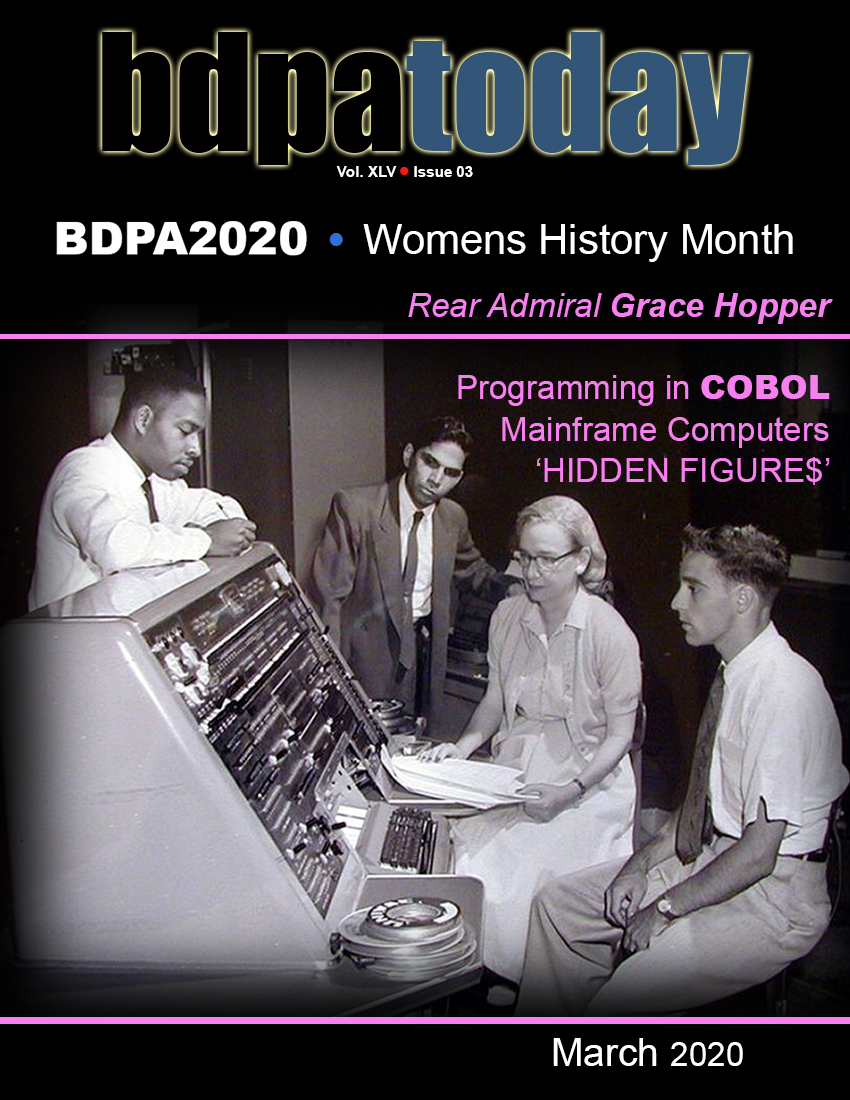 2020 | Womens History Month Edition