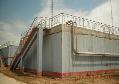 Municipal Industrial Park Wastewater Treatment Plant: Tianjin Water Supply Group WWTP Modification