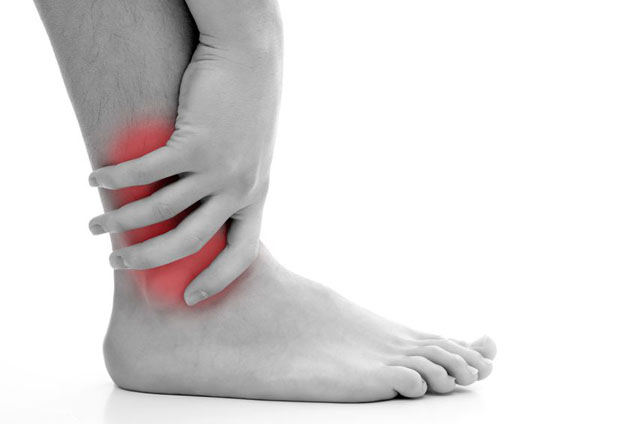 Foot & Ankle Pain Physical Therapist