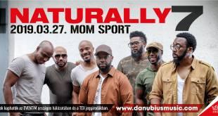 Naturally7koncert Budapesten