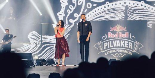 Telt házas Arénával ünnepelte a márciusi ifjakat a Red Bull Pilvaker