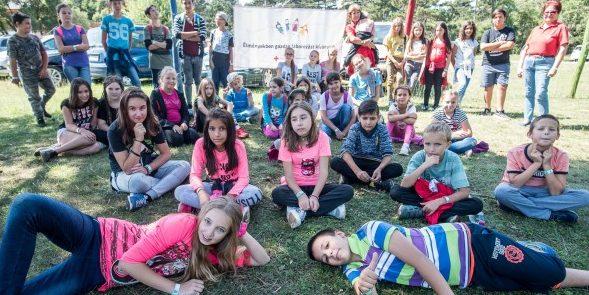 Nagyszabású táborozási program indul a Magyar Vöröskereszt és az MNB támogatásával