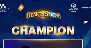 Magyar bajnokot avattak Kínában, a világ egyik legpatinásabb e-sport versenyén