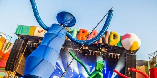 Jótékonysági akciók a STRAND Fesztiválon