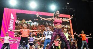 Október 13-án újra ingyenes Fitbalance az Arénában
