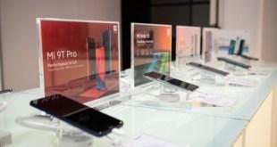 A Xiaomi piacra dobja a Mi Note 10-et, a világ első, 108MP-es öt kamerás fényképezőgéppel rendelkező okostelefonját