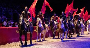 Lovas show világpremier volt az Arénában!
