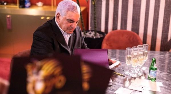 """""""Meg fogom találni Kleopátra sírját"""" – Zahi Hawass régészprofesszor Budapesten tett látogatást"""