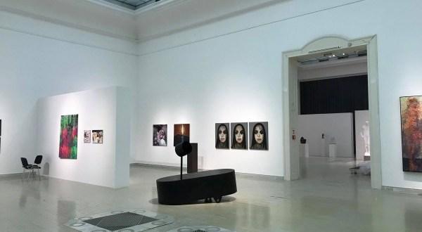 Virtuális megnyitó | Szabadjáték / II. Képzőművészeti Nemzeti Szalon