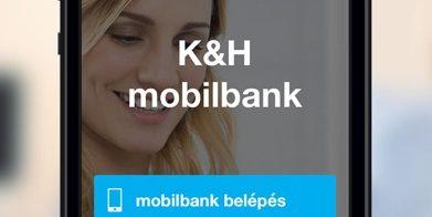 K&H: elszálltak a mobilbankos vásárlások
