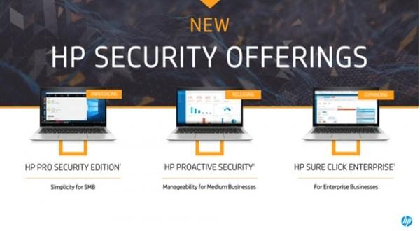 A HP egyedülálló innovációkkal emeli új szintre a kiberbiztonságot