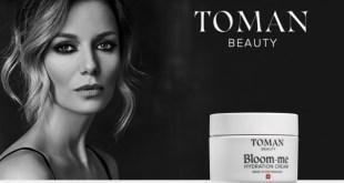 Arcápolás virágba borulva –  Régi álmát valósította meg Tomán Szabina, megszületett a Bloom-me arckrém!