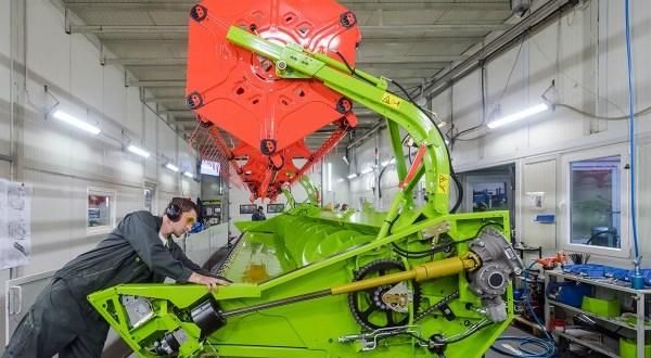 Továbbra is biztonságos és folyamatos a termelés a törökszentmiklósi CLAAS gyárban