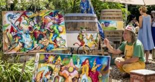 Art Piknikkel indította tegnap a műanyagmentes júliust a Bondoró Fesztivál csapata