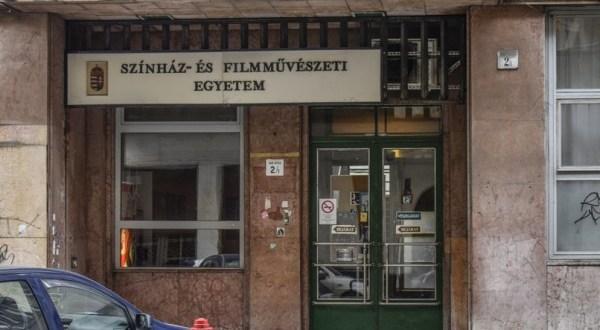 A Színház- és Filmművészeti Egyetem Hallgatói Önkormányzatának közleménye