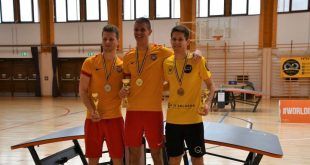 Teqball – Magyar győzelmek a rangos nemzetközi Challenger CUP-on!
