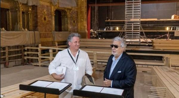 Plácido Domingo Simon Boccanegra szerepében lép a felújított Operaház színpadára
