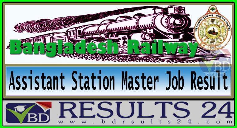 Railway Assistant Station Master Job Result
