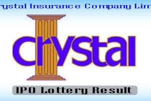 Crystal Insurance Company IPO Result