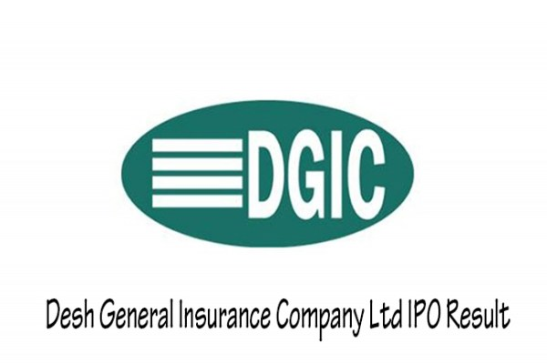 Desh General Insurance Company Ltd IPO Result