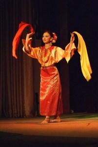 Sarawak Dancer (Kuching)