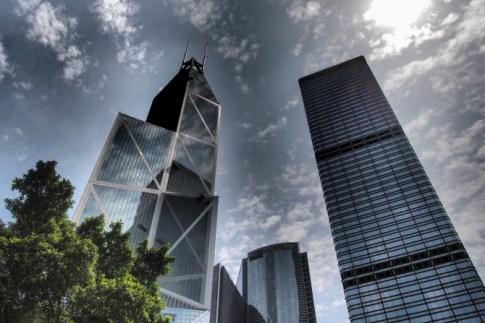 Bank of China (Hong Kong, 2011)