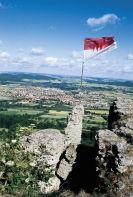 Blick vom Staffelsberg