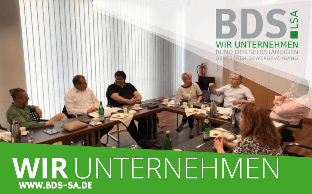 BDS-SA.de Blogcover v2 Bund der Selbststaendigen zum Thema alter selbstaendig arbeitskreis