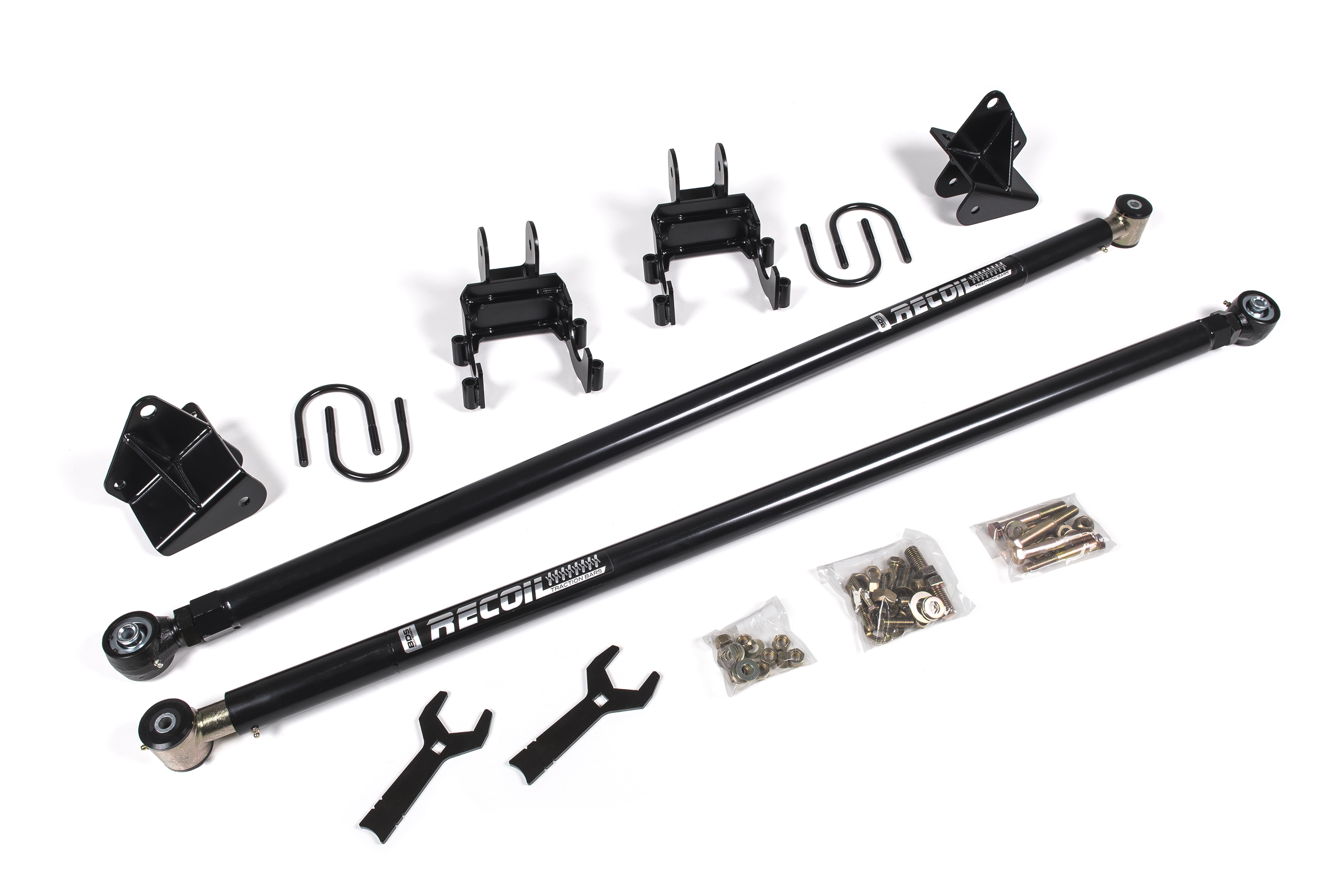 New Recoil Traction Bar Systems From Bds Suspension Full Floating Adjustable