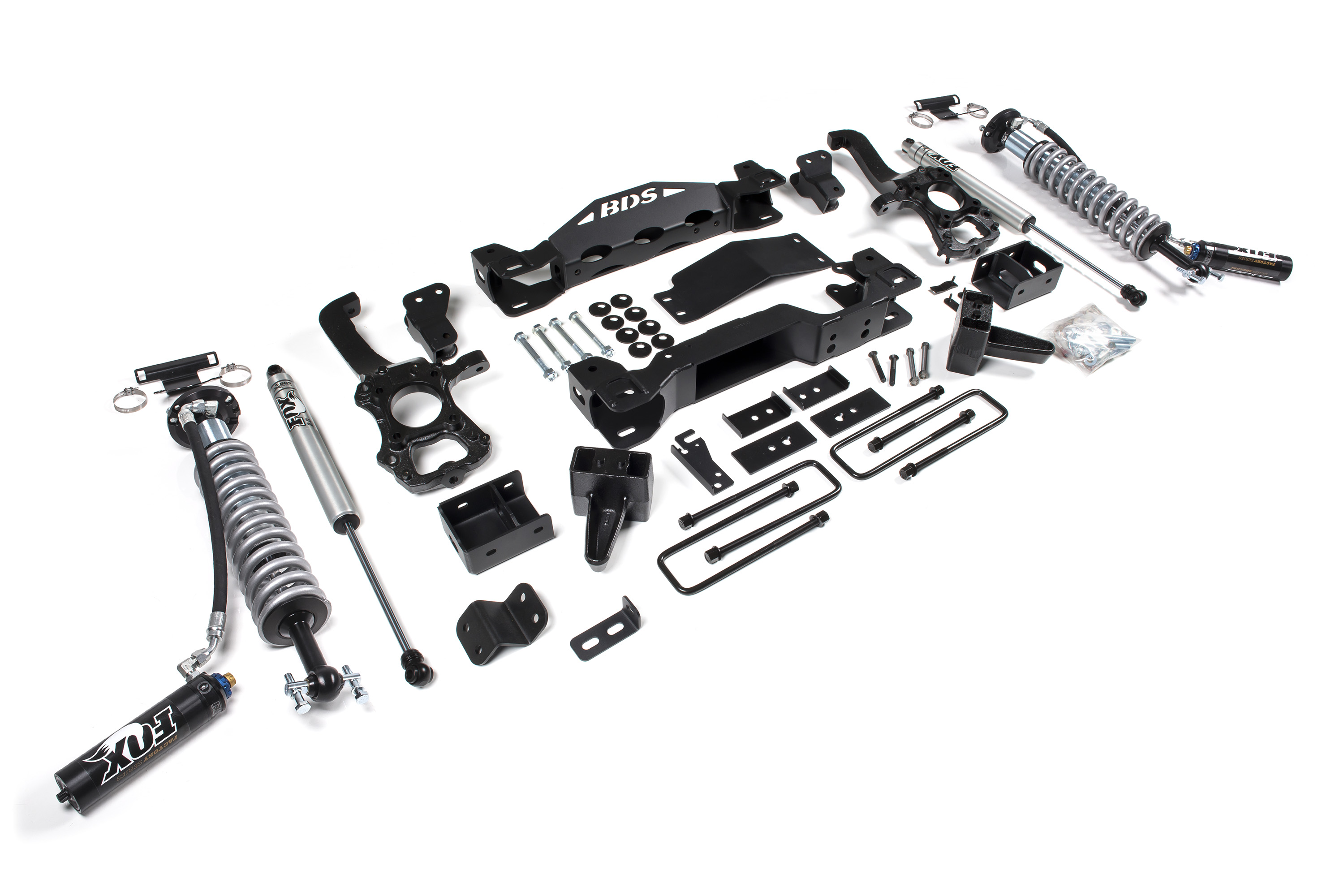6 Dsc Coilover Systems For Ford F150 By Bds Suspension