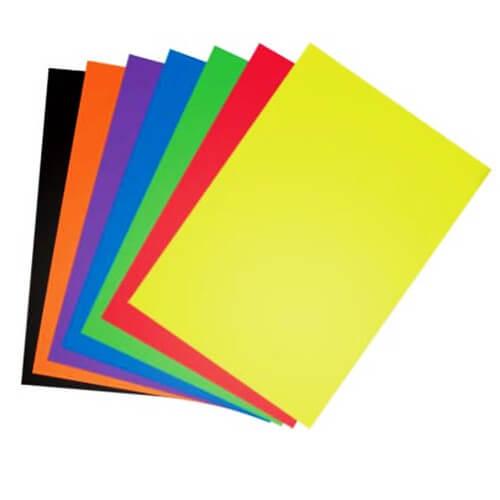 multicolor a4 paper