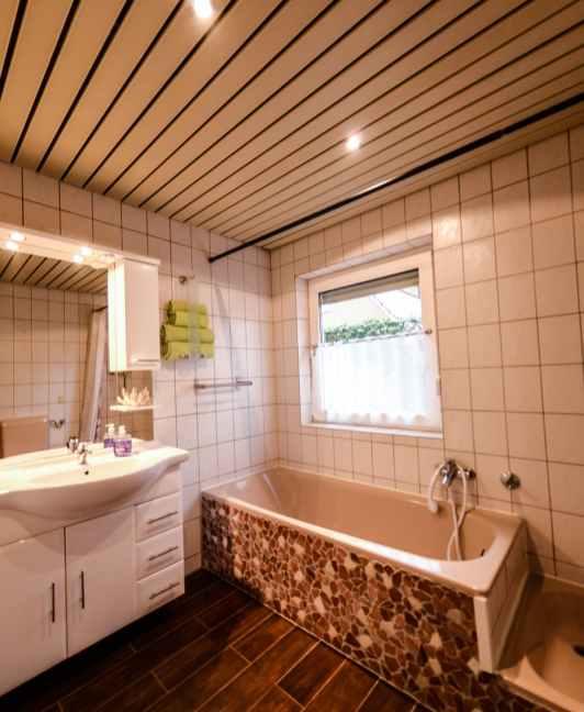 Badezimmer SM Ferienhaus