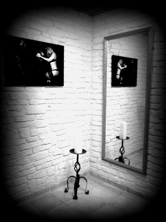 Eingangsbereich BDSM Haus