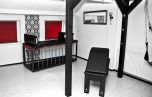 BDSM Ferienwohnung Spielzimmer unten