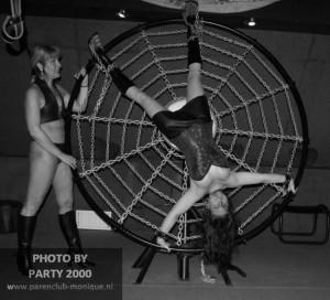 Draaibaar BDSM rad