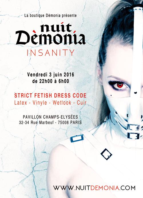 Nuit Démonia Insanity